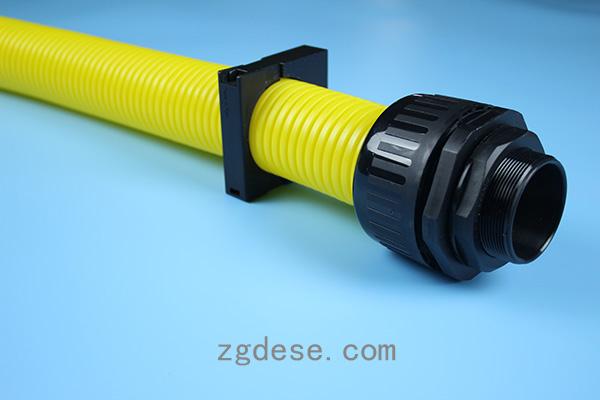 塑料波纹管使用过程中如何防止划伤、磨损
