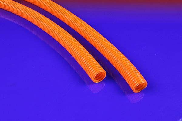 尼龙橙色波纹管