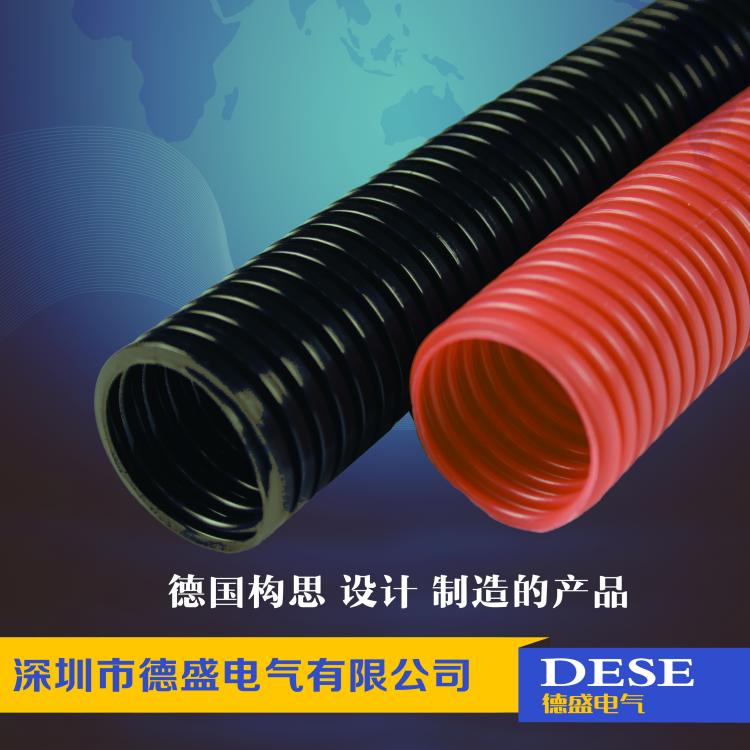 线束波纹管用于汽车发动机舱内饰线束防护